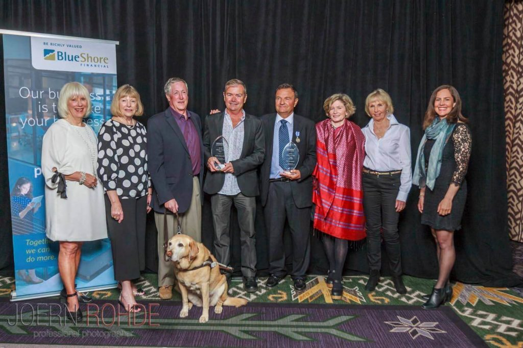Whistler Excellence Award Winners 2019