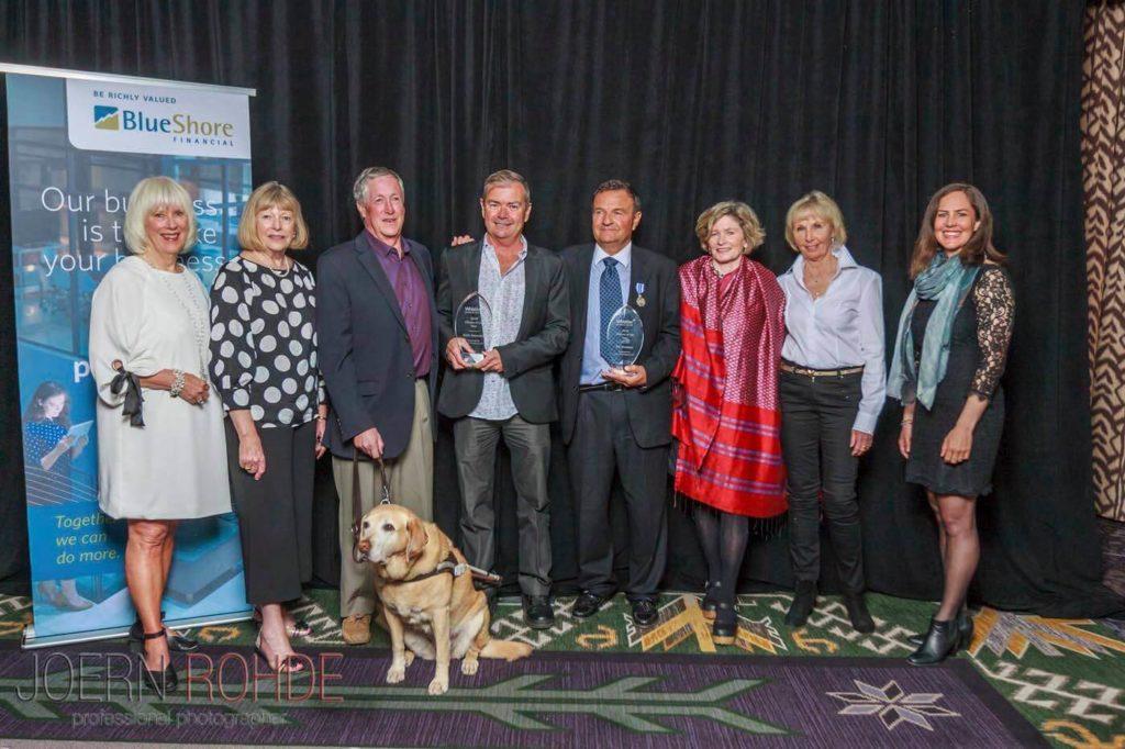 Whistler Excellence Award Winners 2019