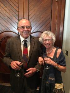 Anne Popma & Garry Watson