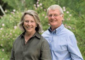 Sue and Bob Adams
